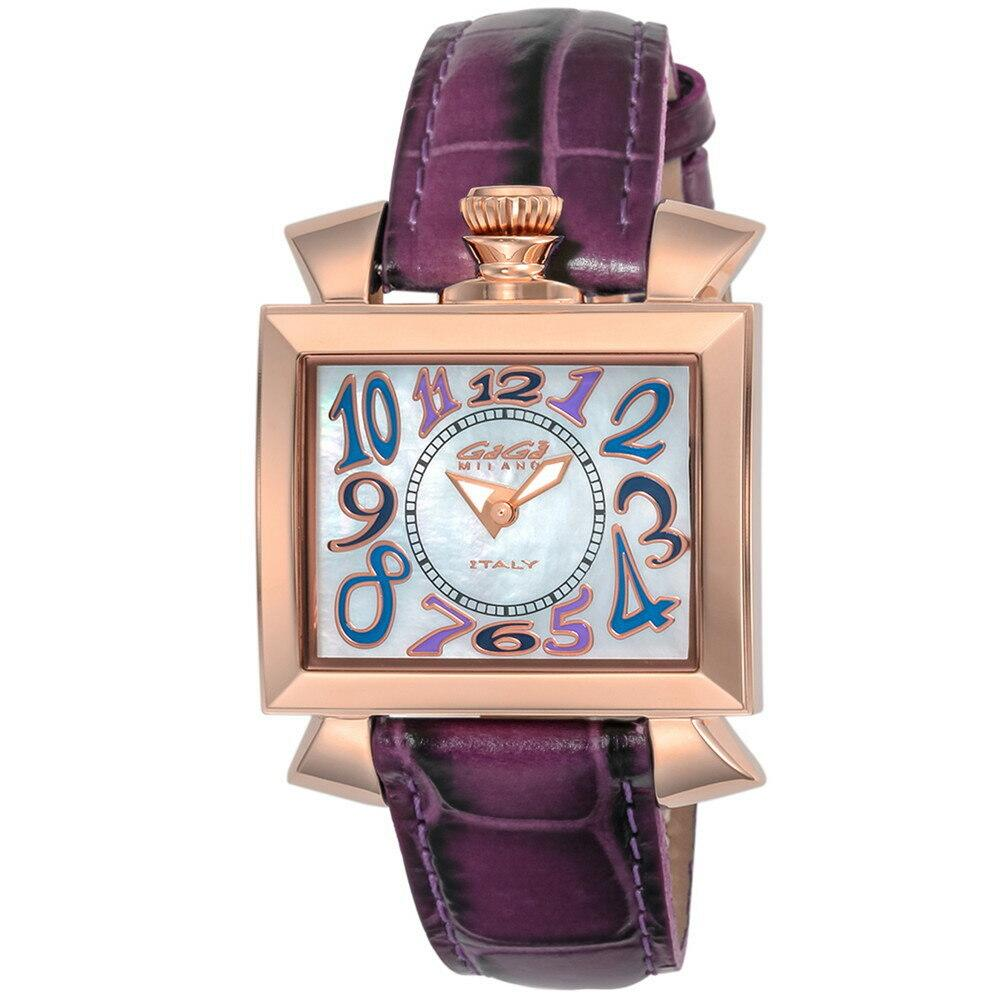 GaGà Milano Napoleone 40MM Ladies Watch Purple - Watches & Crystals