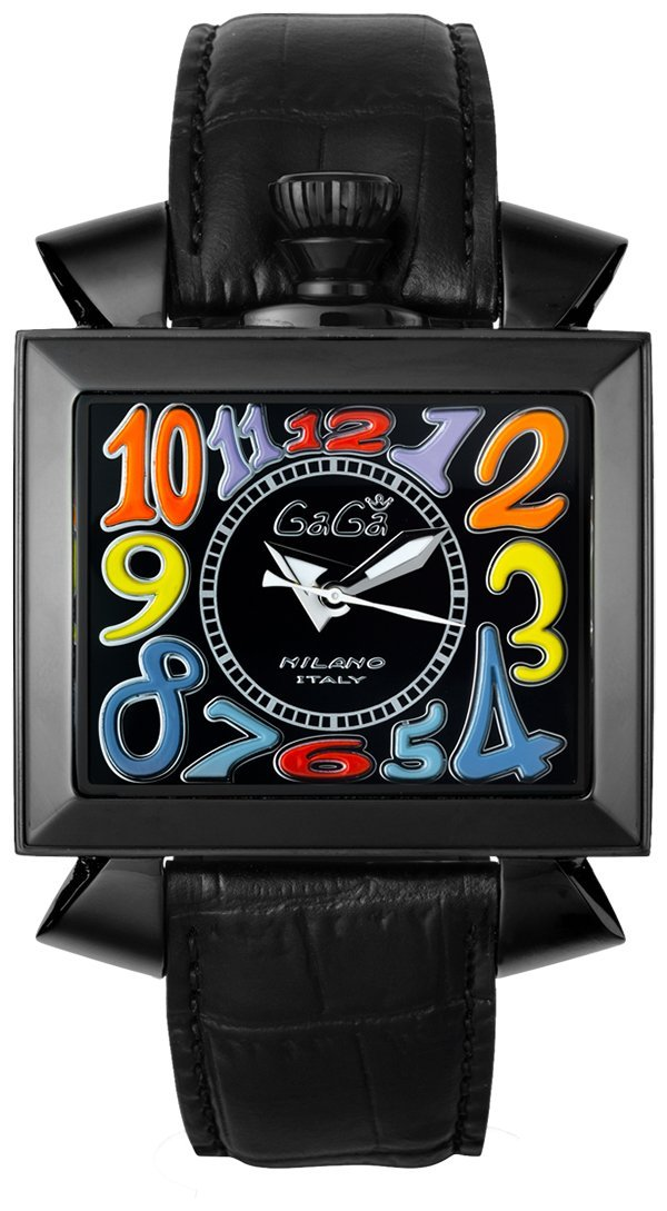 GaGà Milano Napoleone 46MM Black - Watches & Crystals