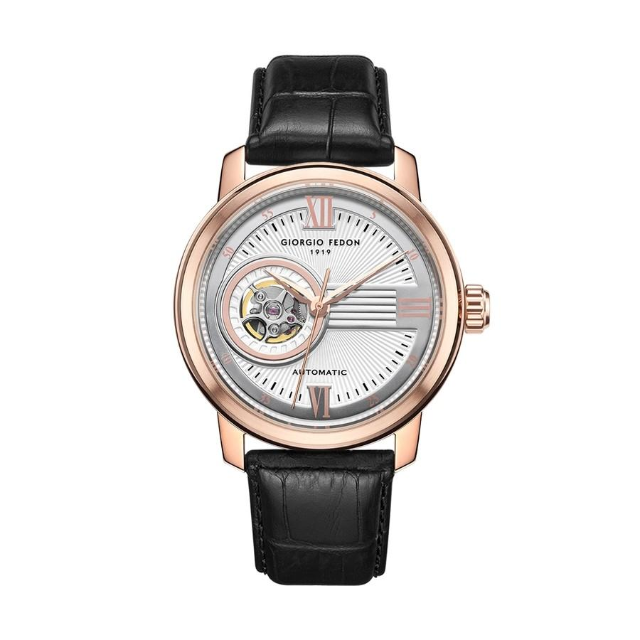 Giorgio Fedo PCQ Rose Gold - Watches & Crystals
