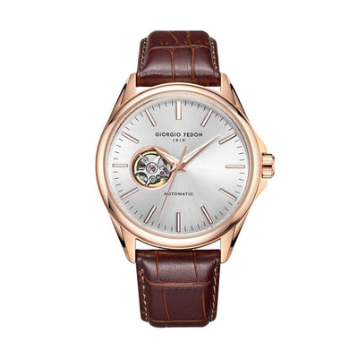 Giorgio Fedon PAS Brown - Watches & Crystals