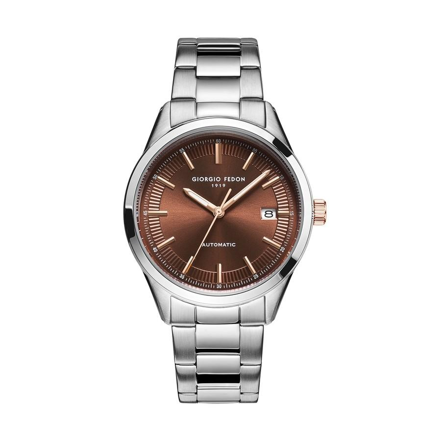 Giorgio Fedon PCA Brown - Watches & Crystals