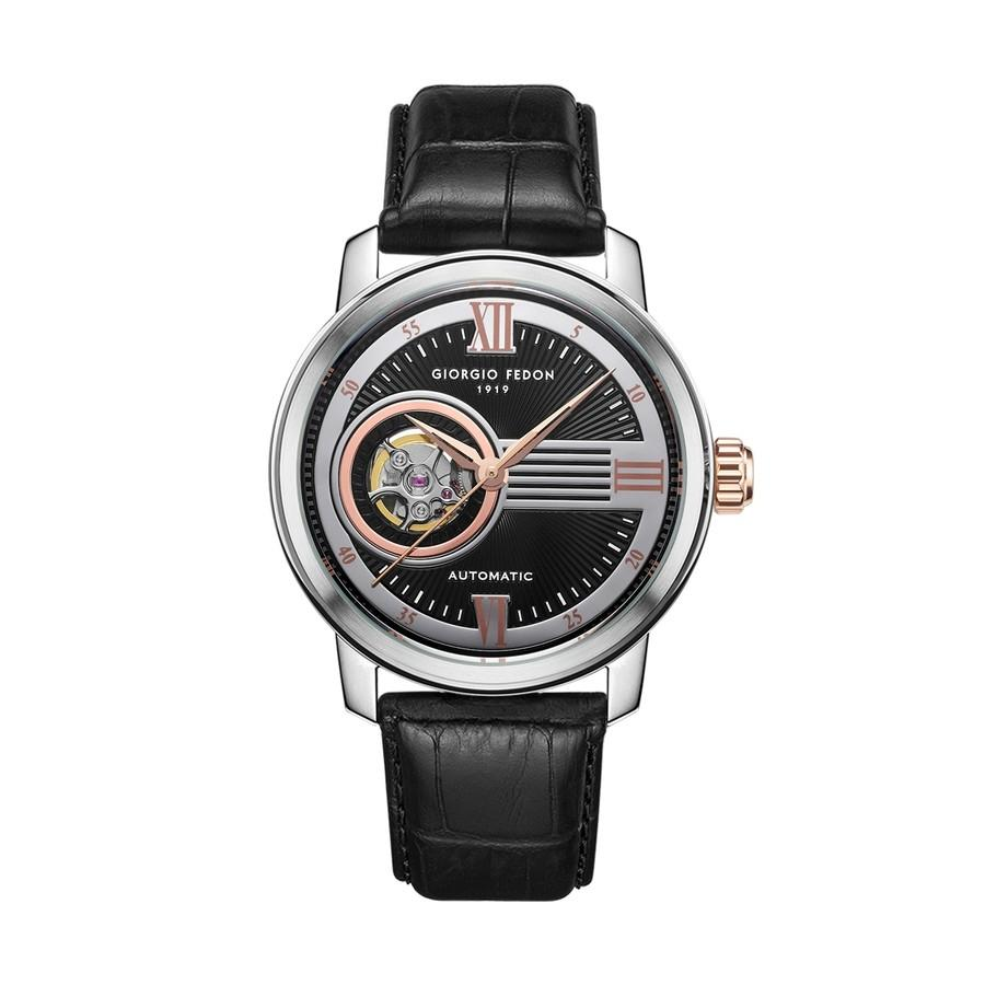 Giorgio Fedon PCQ Black - Watches & Crystals