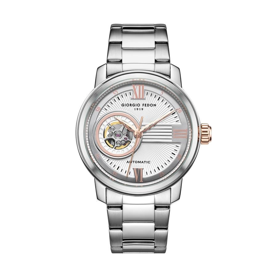 Giorgio Fedon PCQ Rose Gold Steel - Watches & Crystals
