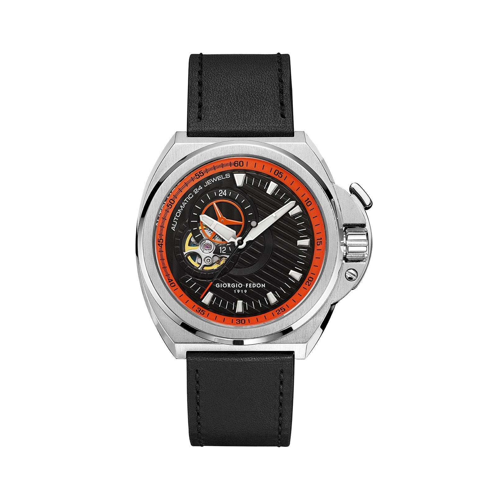 Giorgio Fedon Skywalker Black - Watches & Crystals
