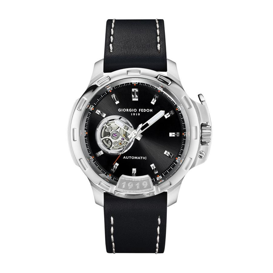 Giorgio Fedon Timeless IV Black - Watches & Crystals