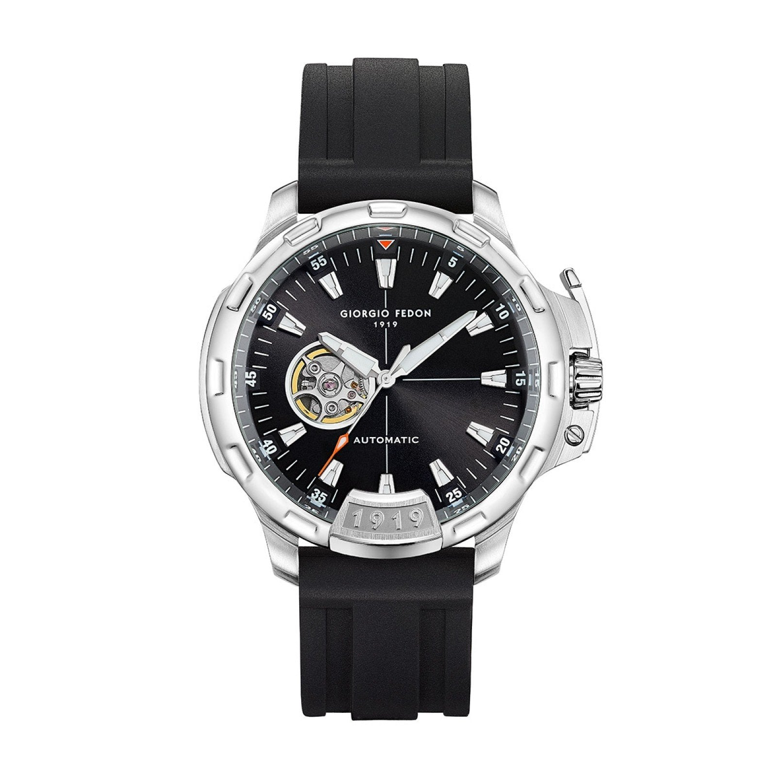 Giorgio Fedon Timeless IX Black - Watches & Crystals