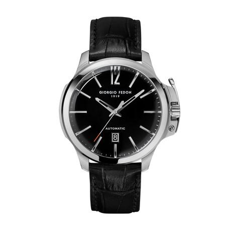 Giorgio Fedon Timeless VI Black - Watches & Crystals