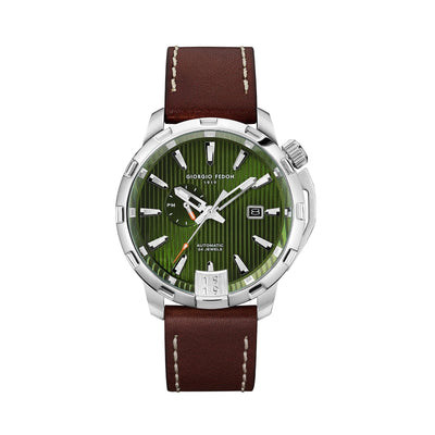 Giorgio Fedon Timeless VIII Green - Watches & Crystals