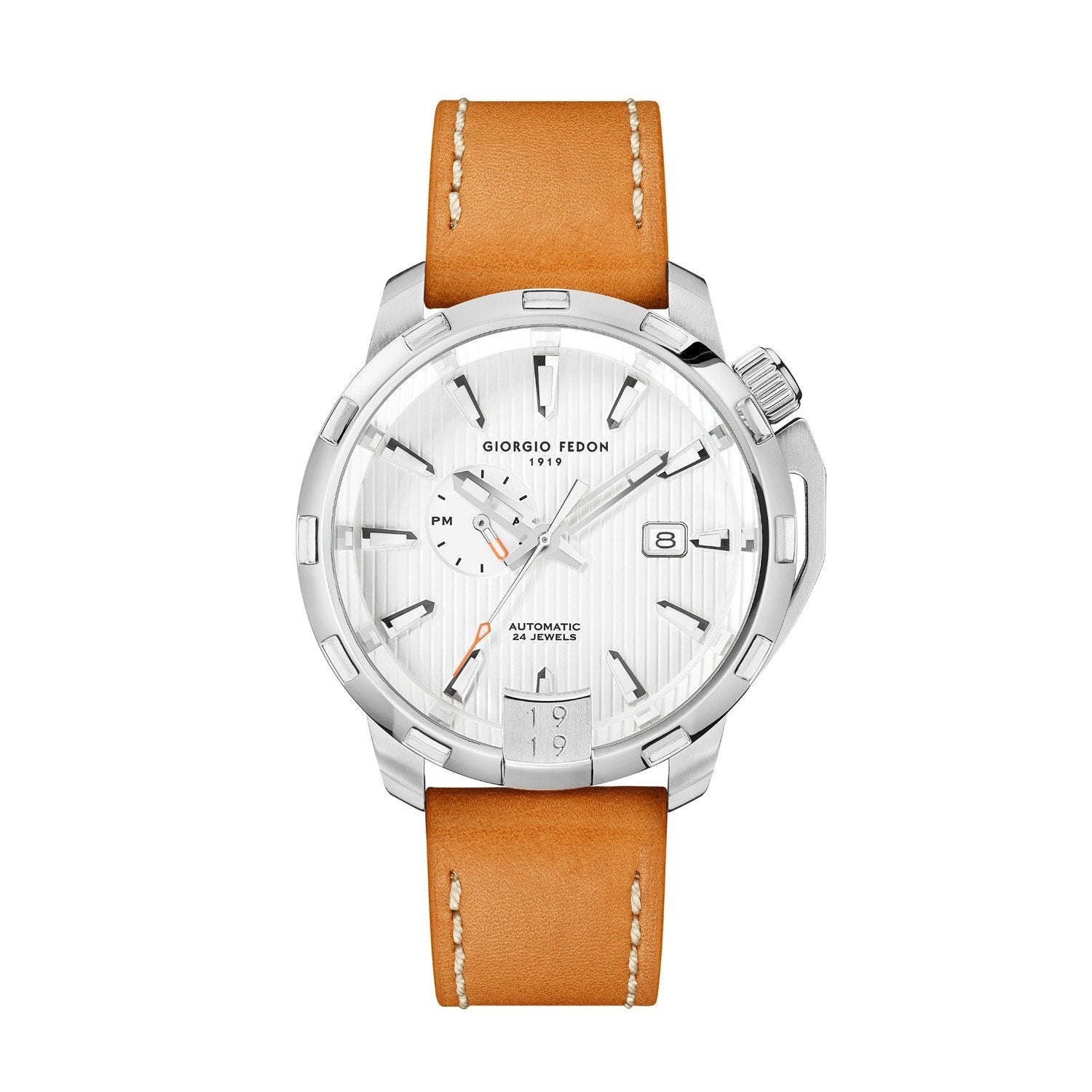 Giorgio Fedon Timeless VIII Men's Watch White - Watches & Crystals