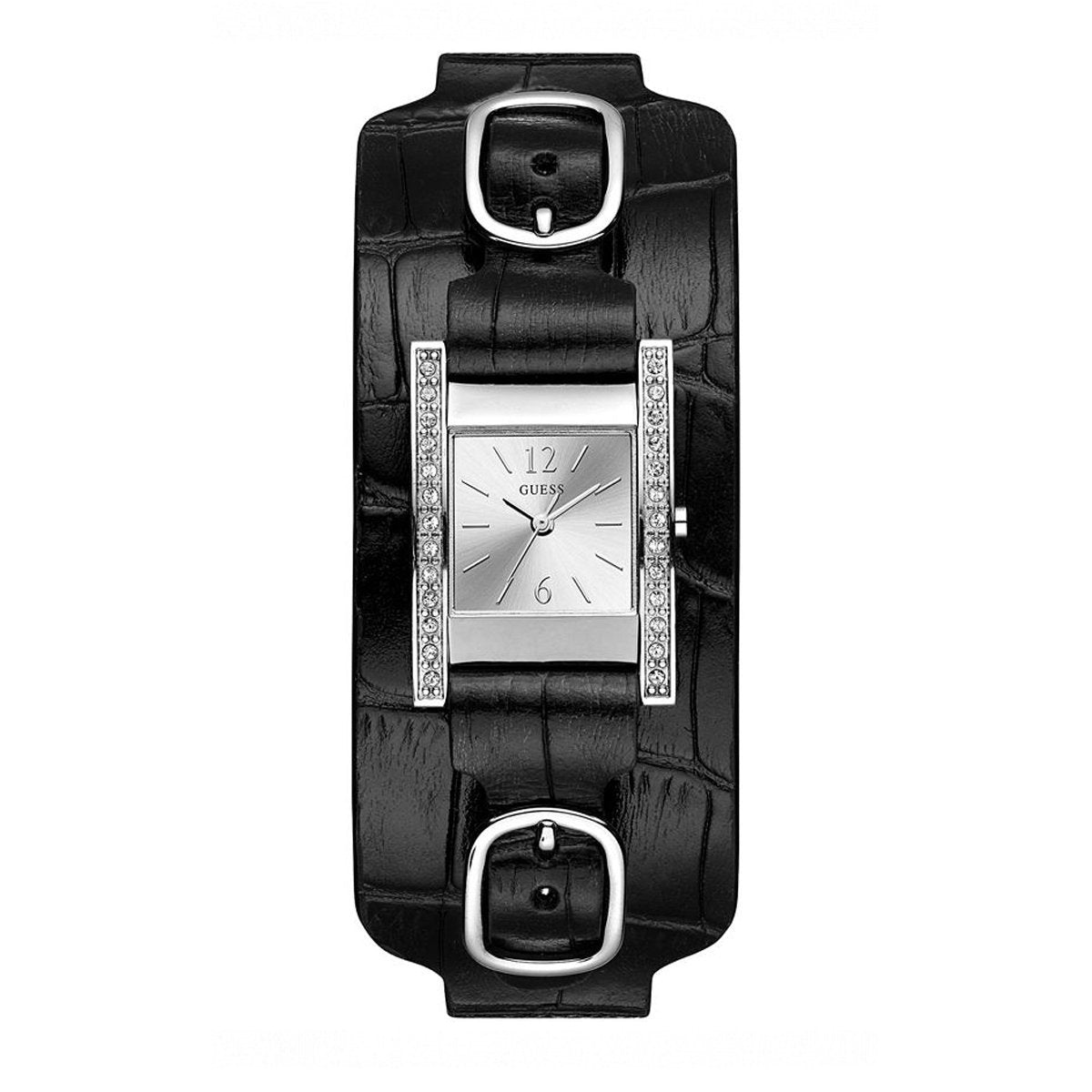 Guess Buckle Up Steel - Watches & Crystals