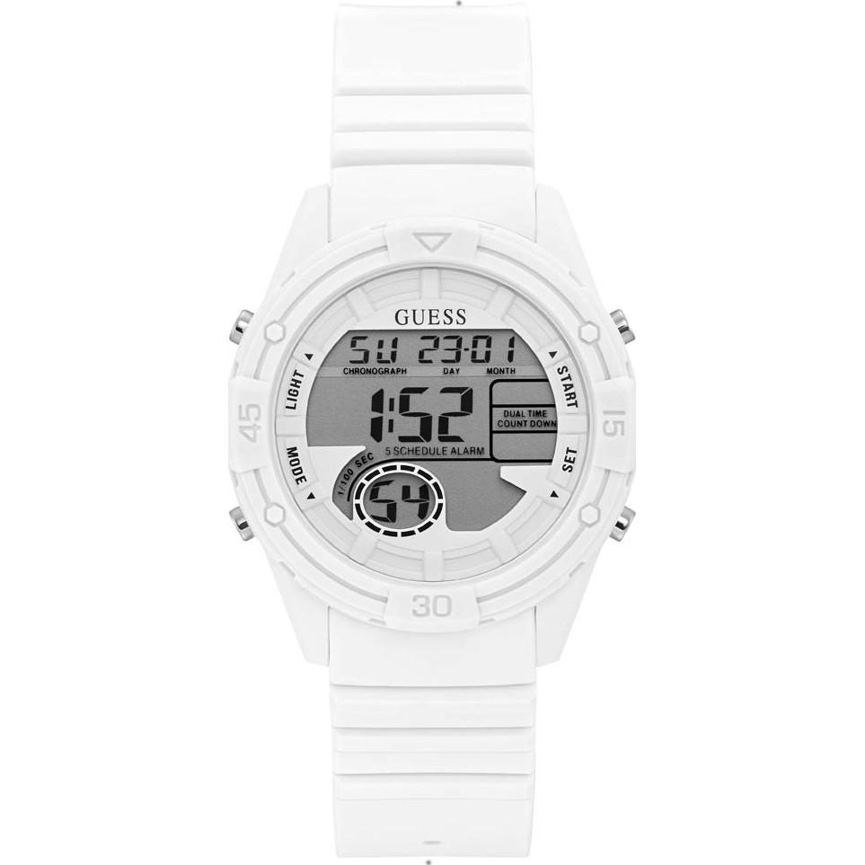 Guess Charge Ladies Bounce Watch White - Watches & Crystals