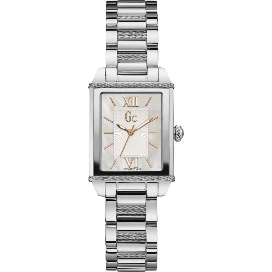 Guess Collection Cable Class Ladies Watch Steel - Watches & Crystals