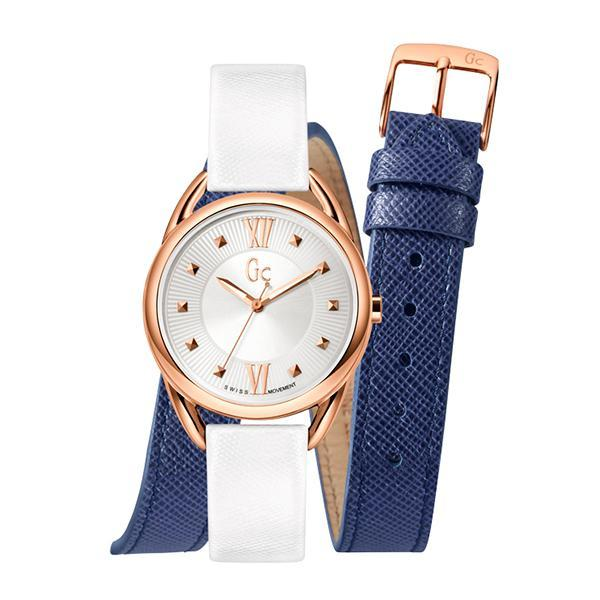 Guess Collection Classic Ladies Watch Gold - Watches & Crystals