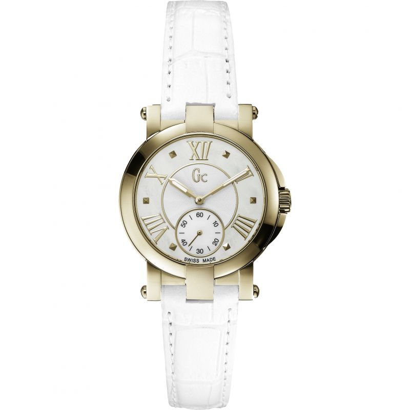 Guess Collection Demoiselle Watch White - Watches & Crystals