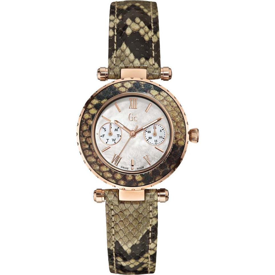 Guess Collection Diver Chic Watch Snakeskin - Watches & Crystals