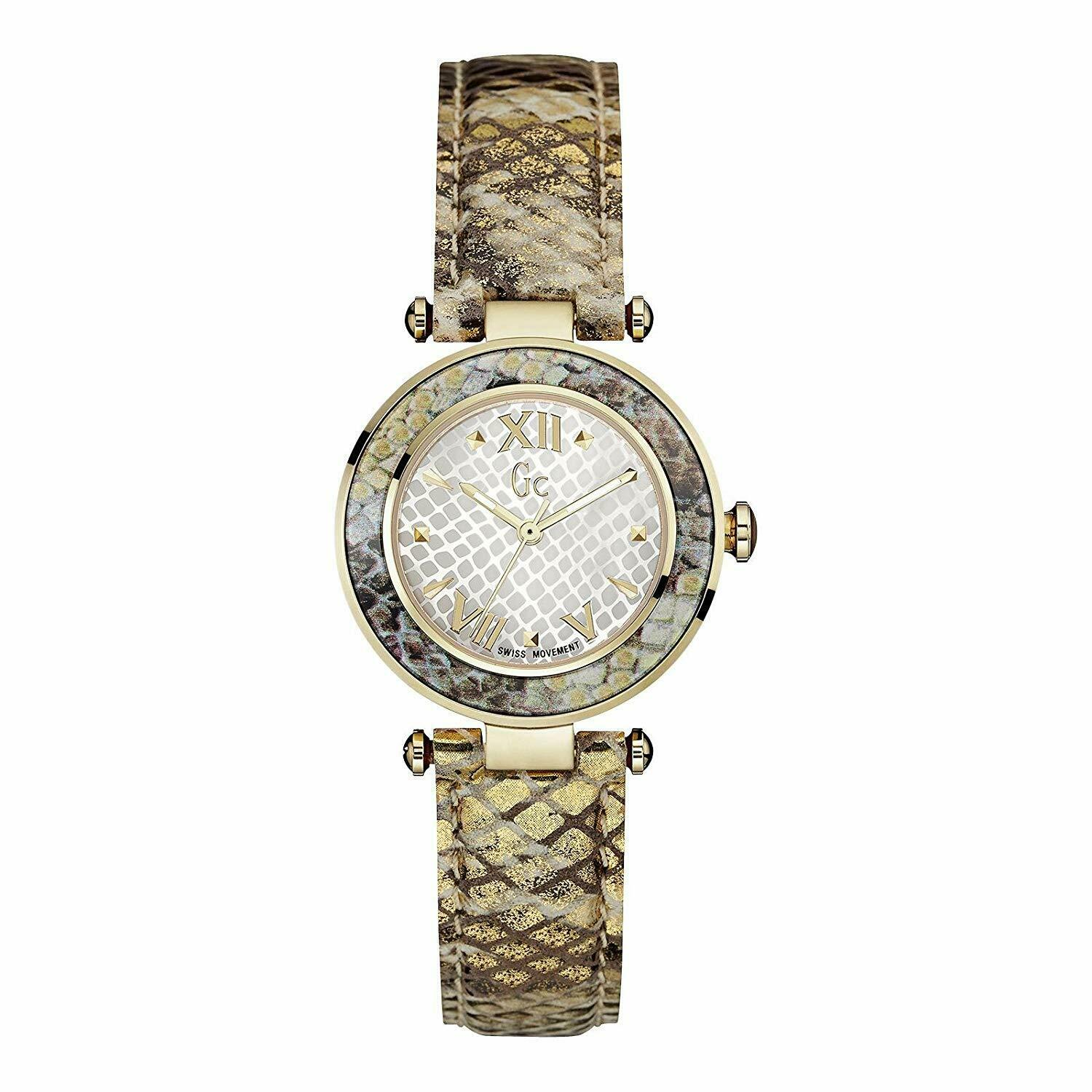 Guess Collection Lady Chic Ladies Watch Gold - Watches & Crystals