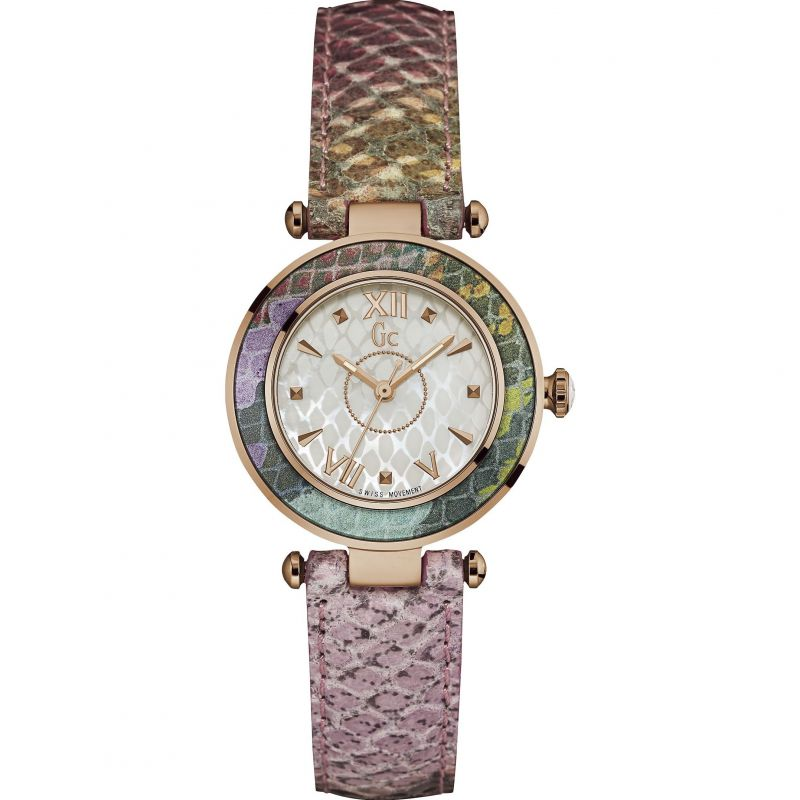 Guess Collection Lady Chic Ladies Watch Rainbow - Watches & Crystals