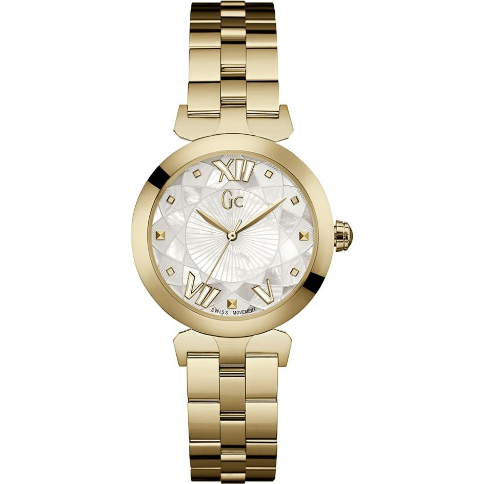 Guess Collection Ladybelle Ladies Watch Gold - Watches & Crystals