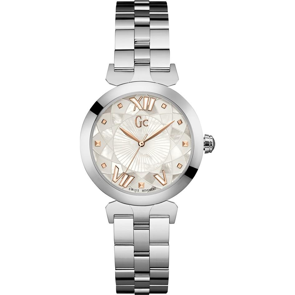 Guess Collection Ladybelle Ladies Watch Steel - Watches & Crystals