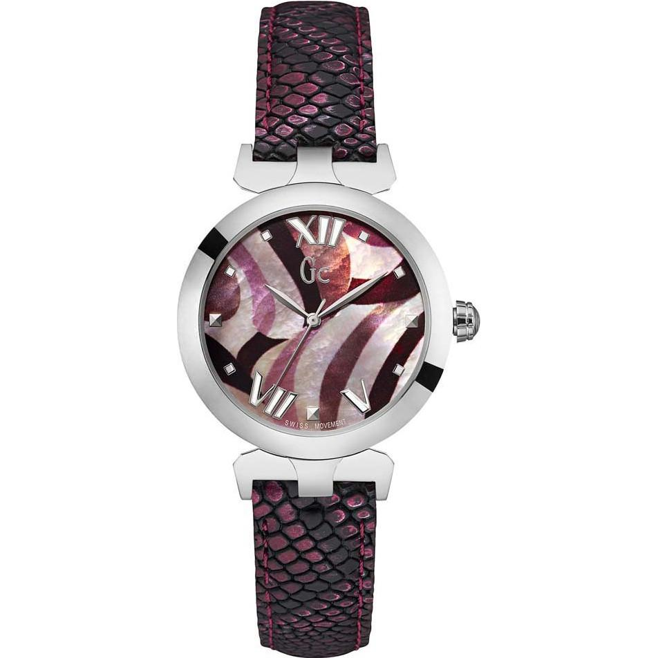 Guess Collection Ladybelle Watch Purple - Watches & Crystals