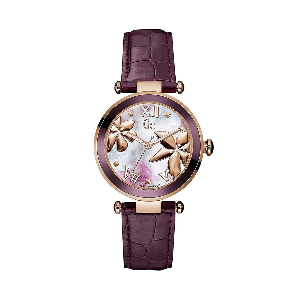 Guess Collection Ladychic Watch Purple - Watches & Crystals