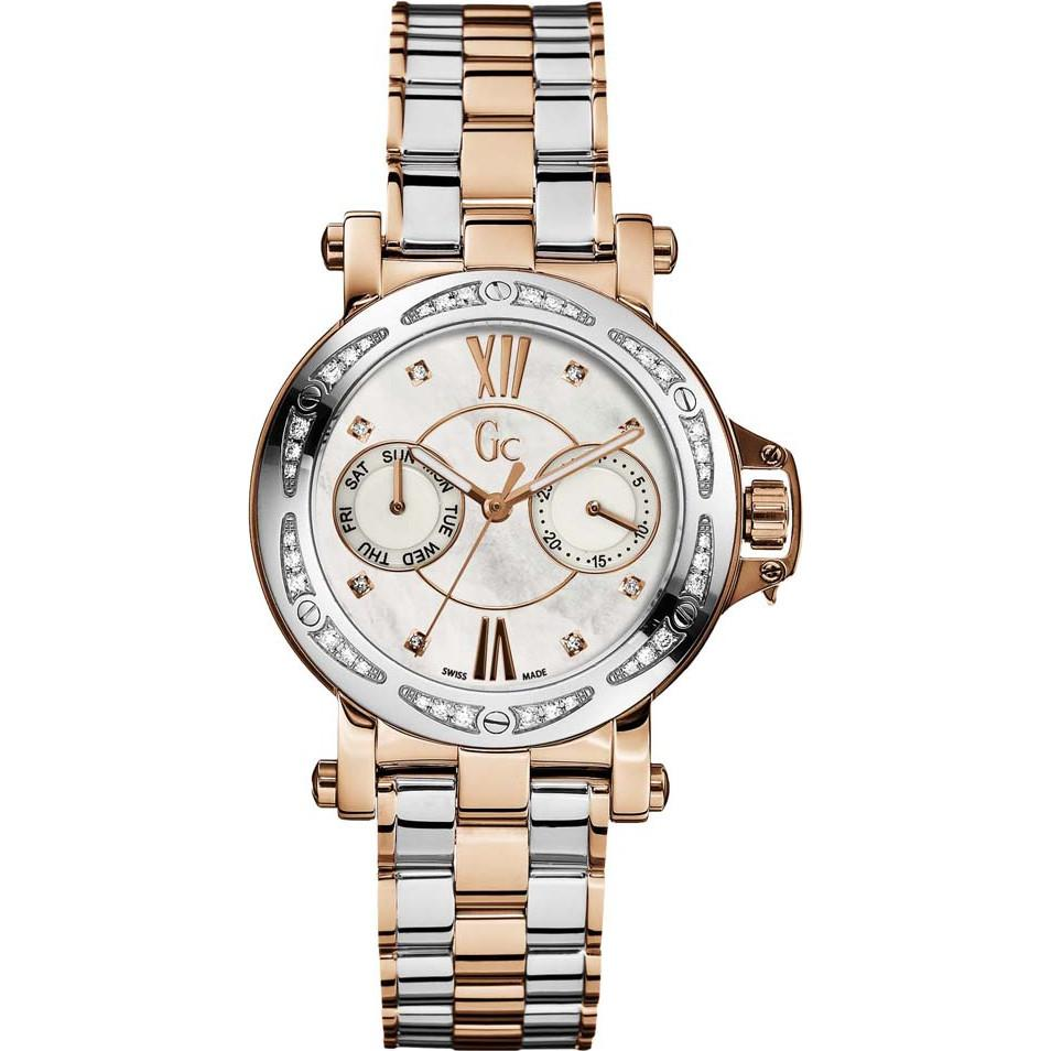 Guess Collection Precious Ladies Watch Two Tone - Watches & Crystals