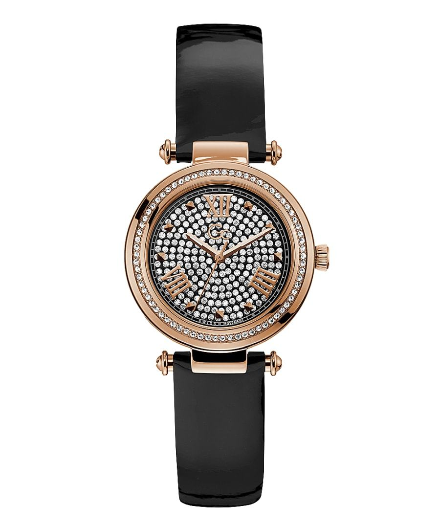 Guess Collection Primechic Ladies Watch Black - Watches & Crystals