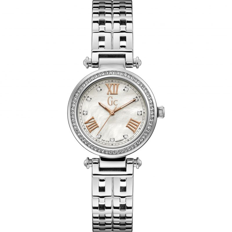Guess Collection Primechic Ladies Watch Steel - Watches & Crystals