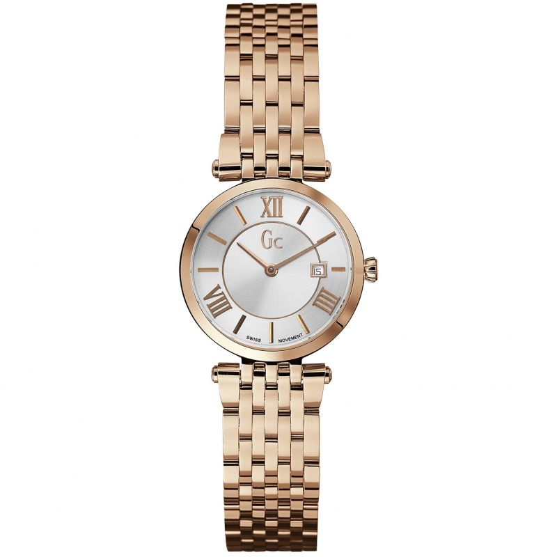 Guess Collection Slim Class Watch Rose Gold - Watches & Crystals