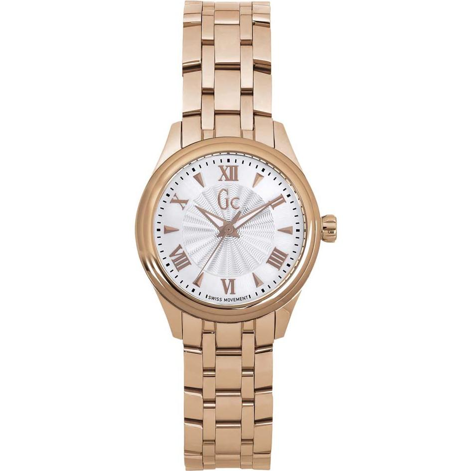 Guess Collection Smart Class Ladies Watch Rose Gold - Watches & Crystals