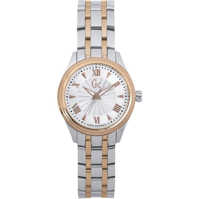 Guess Collection Smart Class Ladies Watch Two Tone - Watches & Crystals