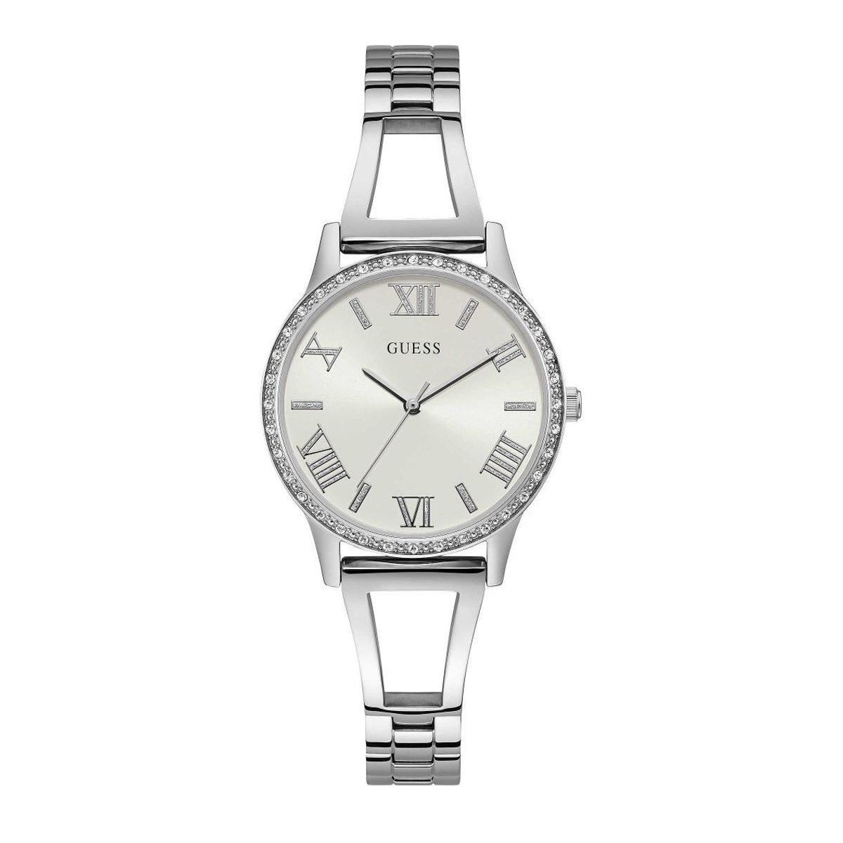 Guess Lucy Steel - Watches & Crystals