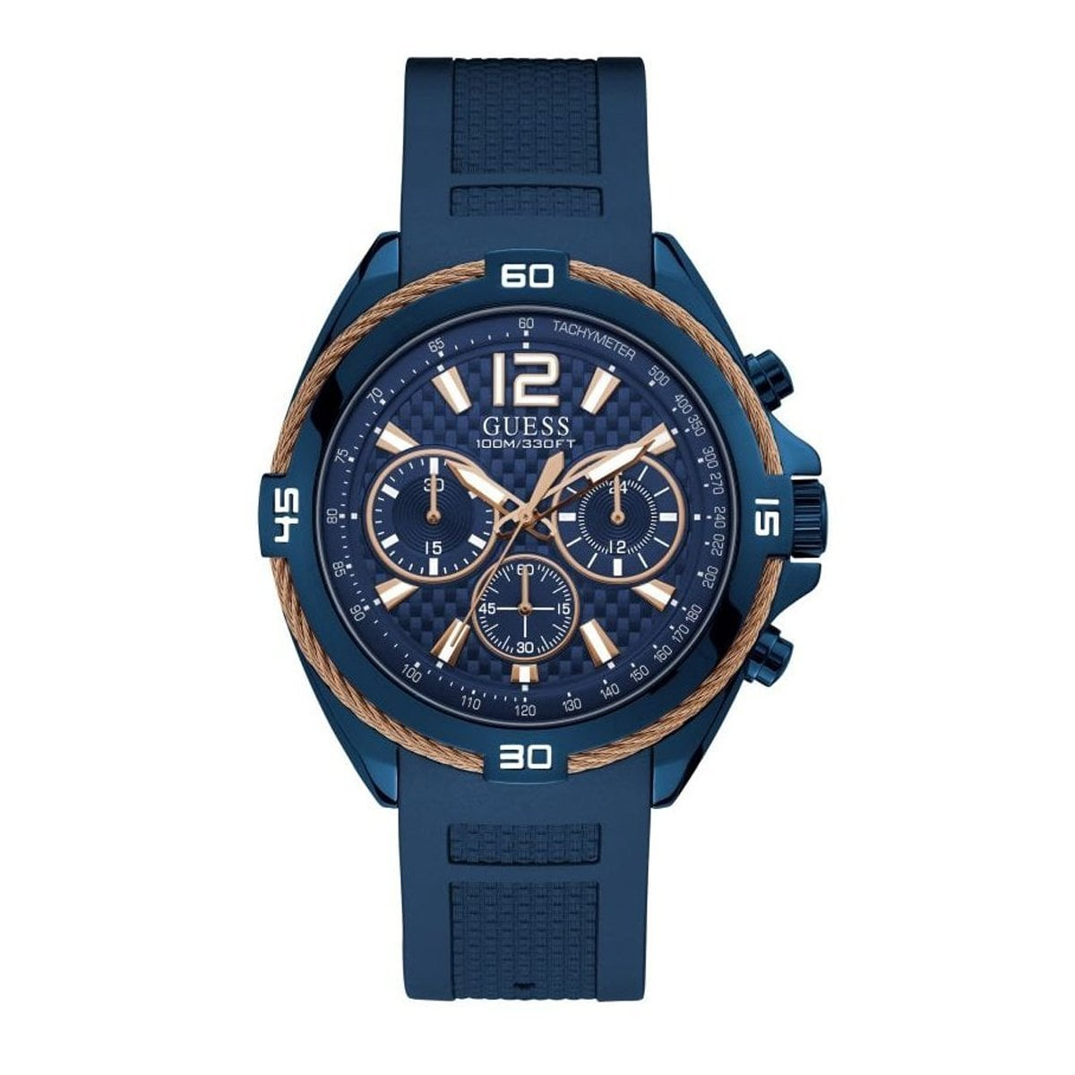 Guess Surge Chronograph Blue - Watches & Crystals
