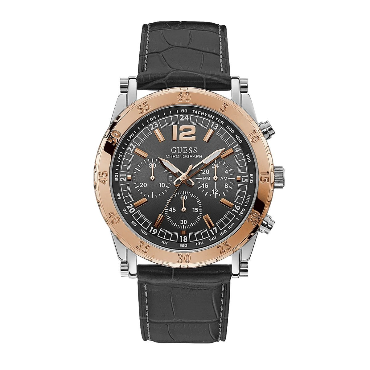 Guess Valor Chronograph Two Tone - Watches & Crystals