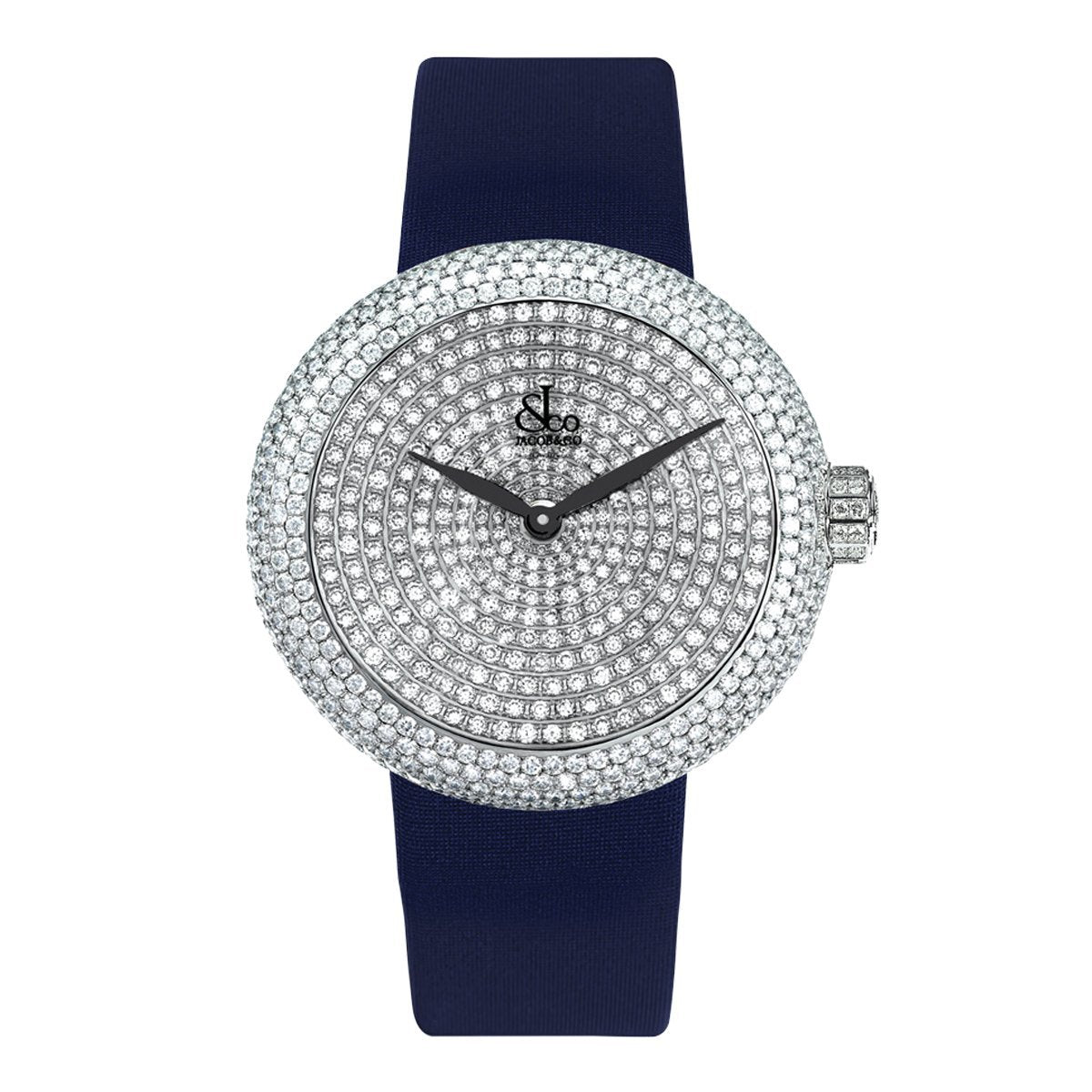 Jacob & Co. Brilliant Pave 44 - Watches & Crystals