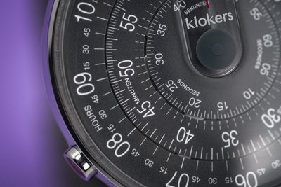 Klokers Heritage Anthracite Limited Edition - Watches & Crystals