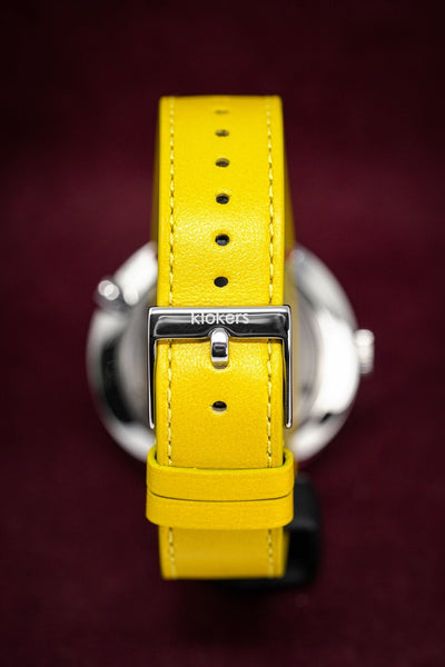 Klokers Heritage Yellow - Watches & Crystals