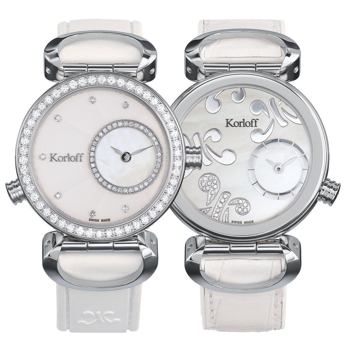Korloff Cassiopee Reversible Diamond - Watches & Crystals