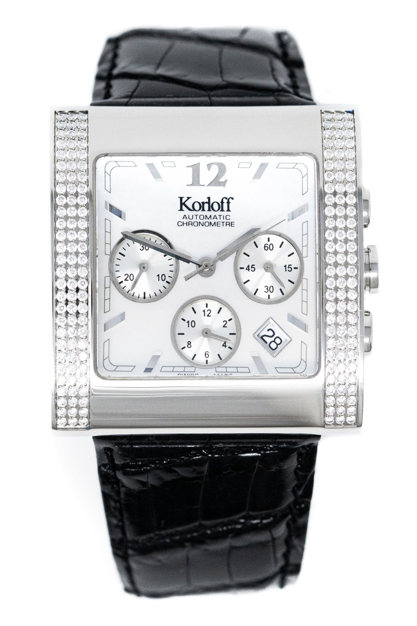 Korloff Diamond Chronometer Limited Edition - Watches & Crystals