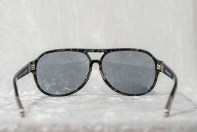 Kris Van Assche Sunglasses Grey Tortoise Shell with Grey Graduated Lenses Category 2 - KVA20C2SUN - Watches & Crystals