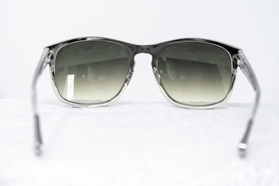 Kris Van Assche Sunglasses Unisex With D-Frame Silver Metal and Green Graduated Lenses - KVA3C4SUN - Watches & Crystals