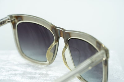 Kris Van Assche Sunglasses with D-Frame Clear Silver and Green Graduated Lenses - KVA80C4SUN - Watches & Crystals