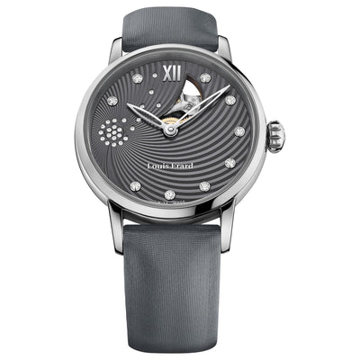 Louis Erard Emotion Diamond Grey - Watches & Crystals