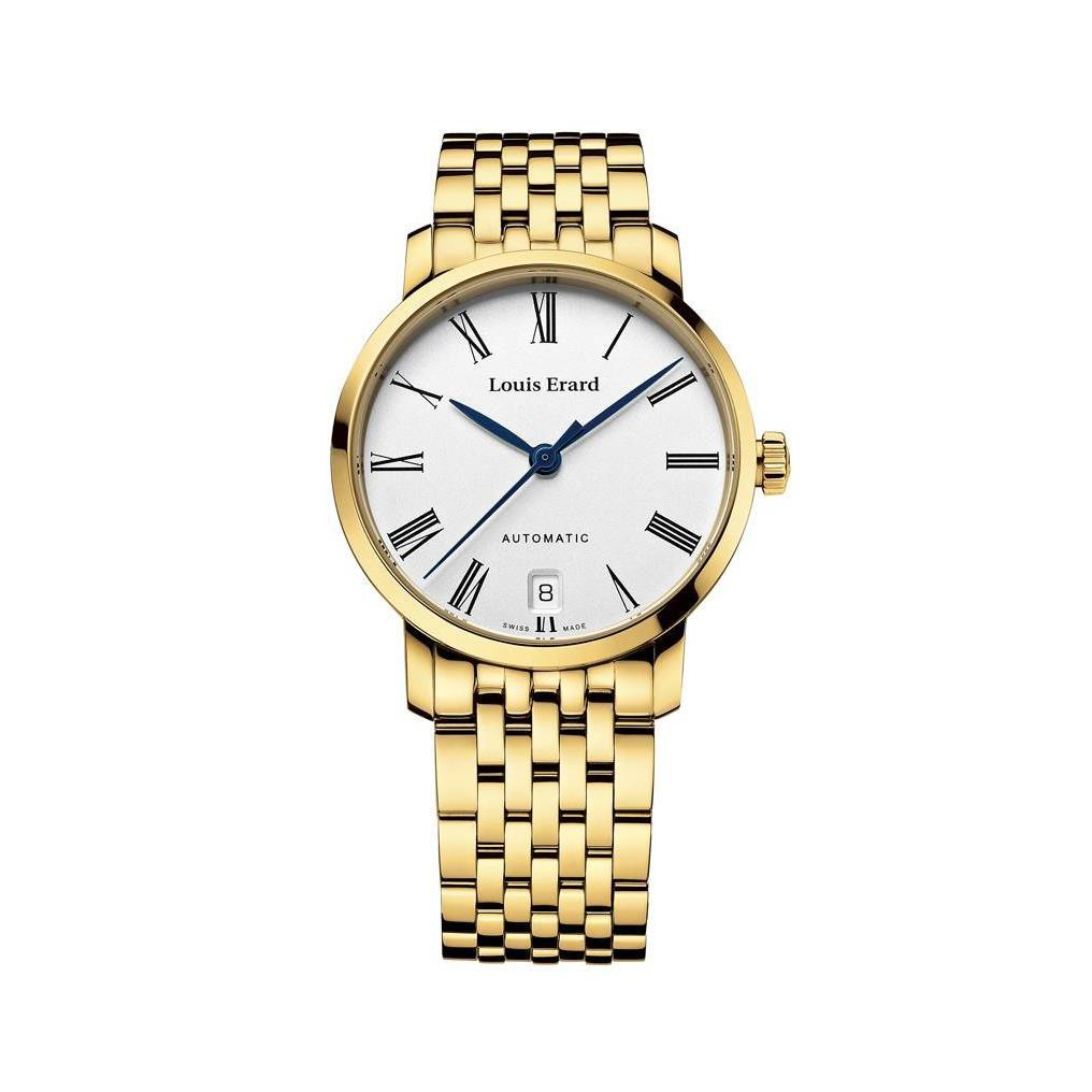 Louis Erard Excellence Date IP Gold - Watches & Crystals
