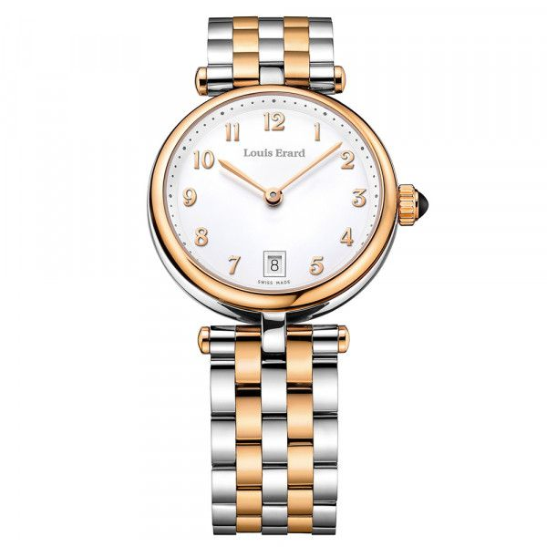 Louis Erard Romance Date 30MM - Watches & Crystals
