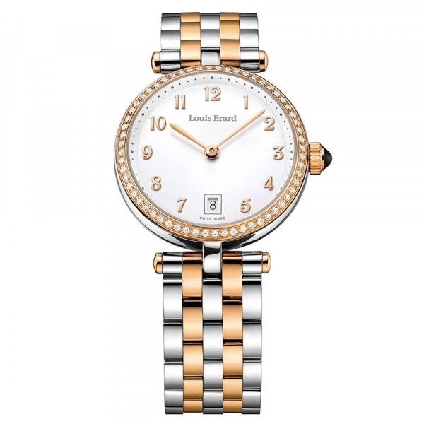 Louis Erard Romance Diamond Date 30MM - Watches & Crystals