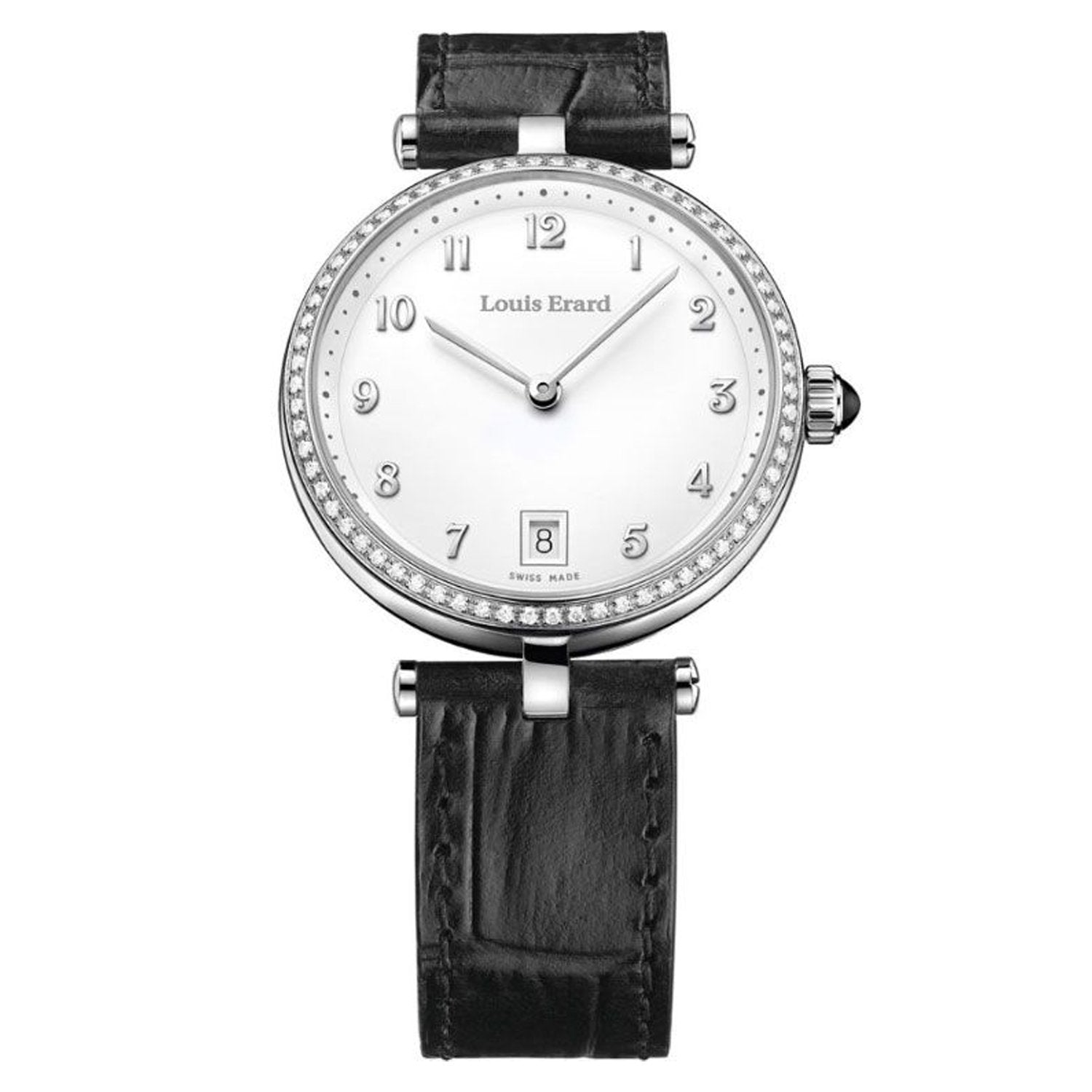 Louis Erard Romance Diamond Date 28MM
