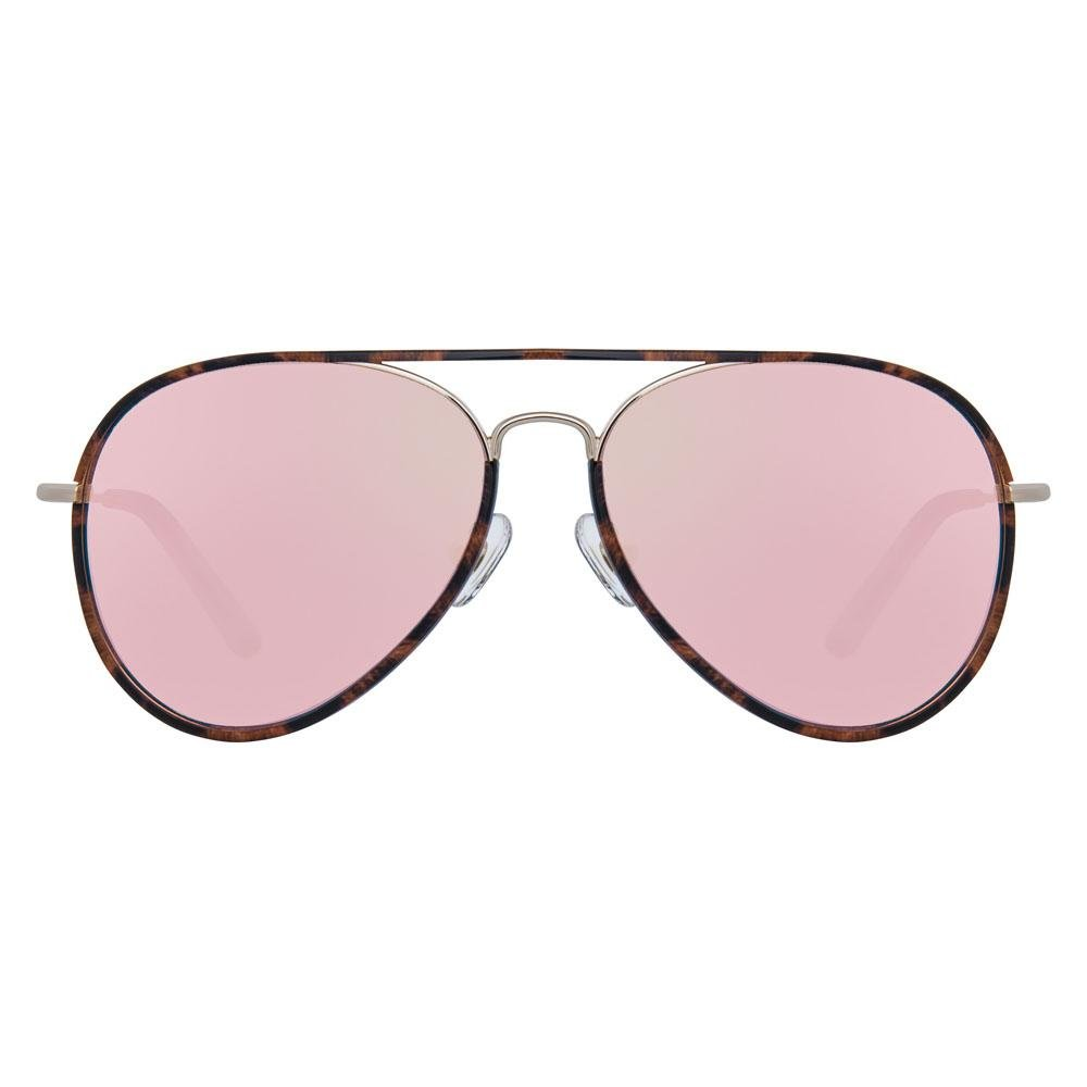 Matthew Williamson Sunglasses Pink Tortoise Shell with Peach Lenses MW154C6SUN - Watches & Crystals