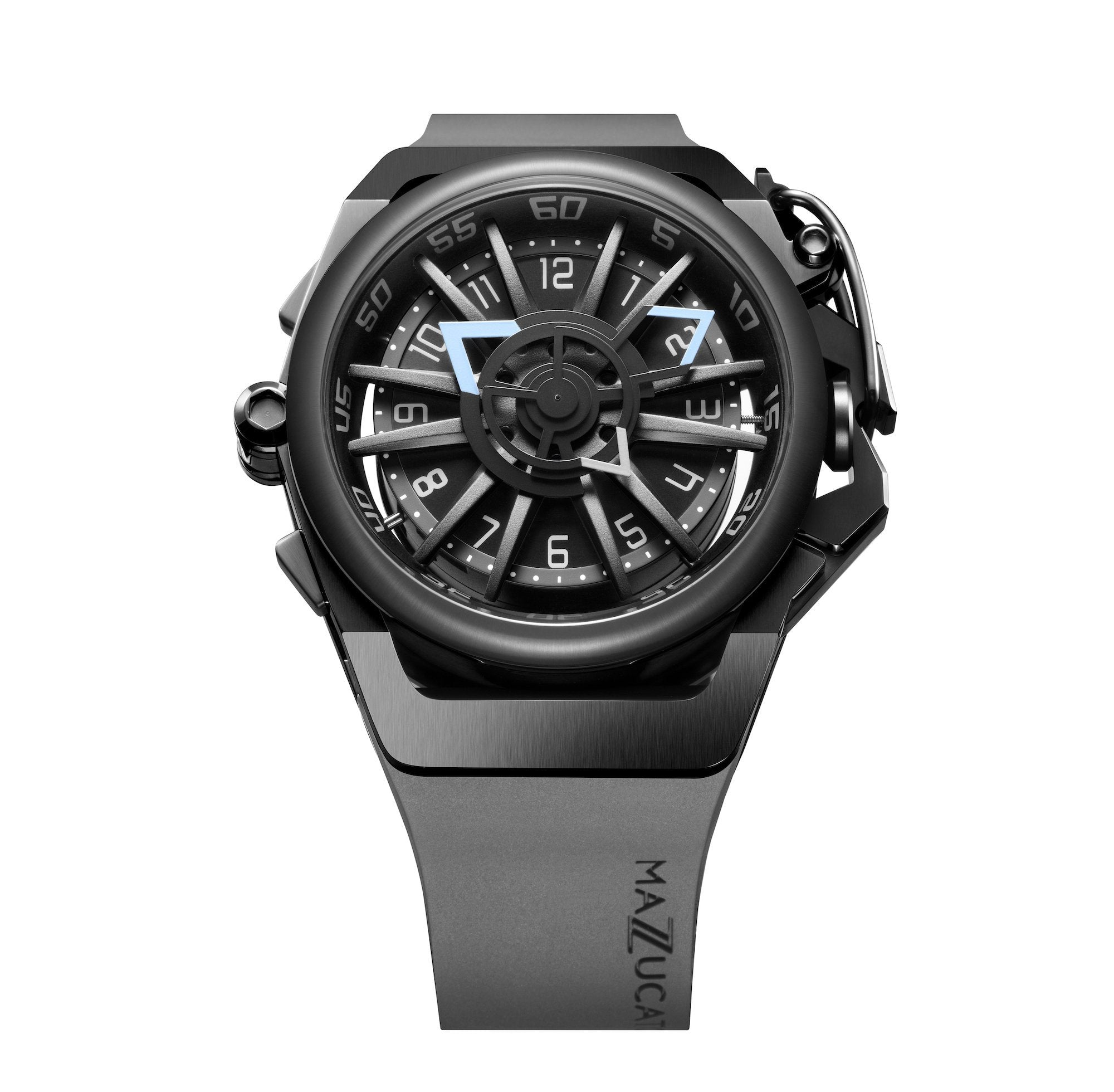 Mazzucato Reversible RIM Black - Watches & Crystals