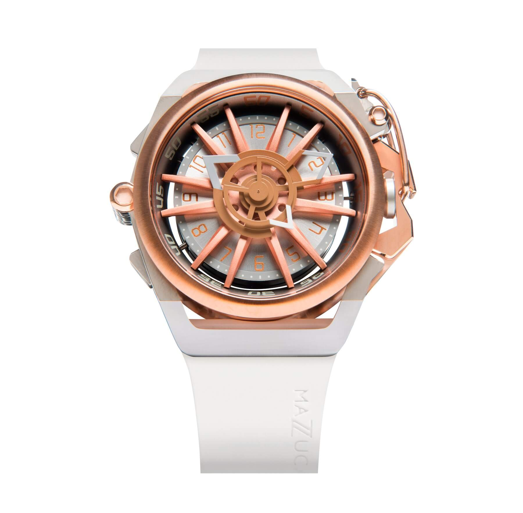 Mazzucato Reversible RIM Gold - Watches & Crystals